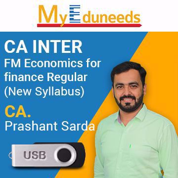 Picture of FM and Economics for Finance (New Syllabus)