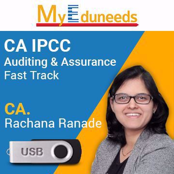 Picture of Auditing & Assurance Fast Track