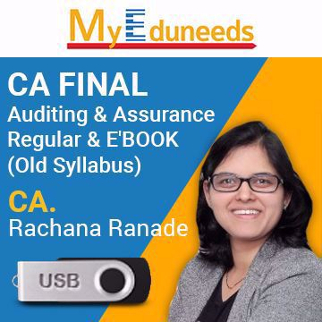 Picture of Auditing & Assurance Regular & E'BOOK  (Old Syllabus)